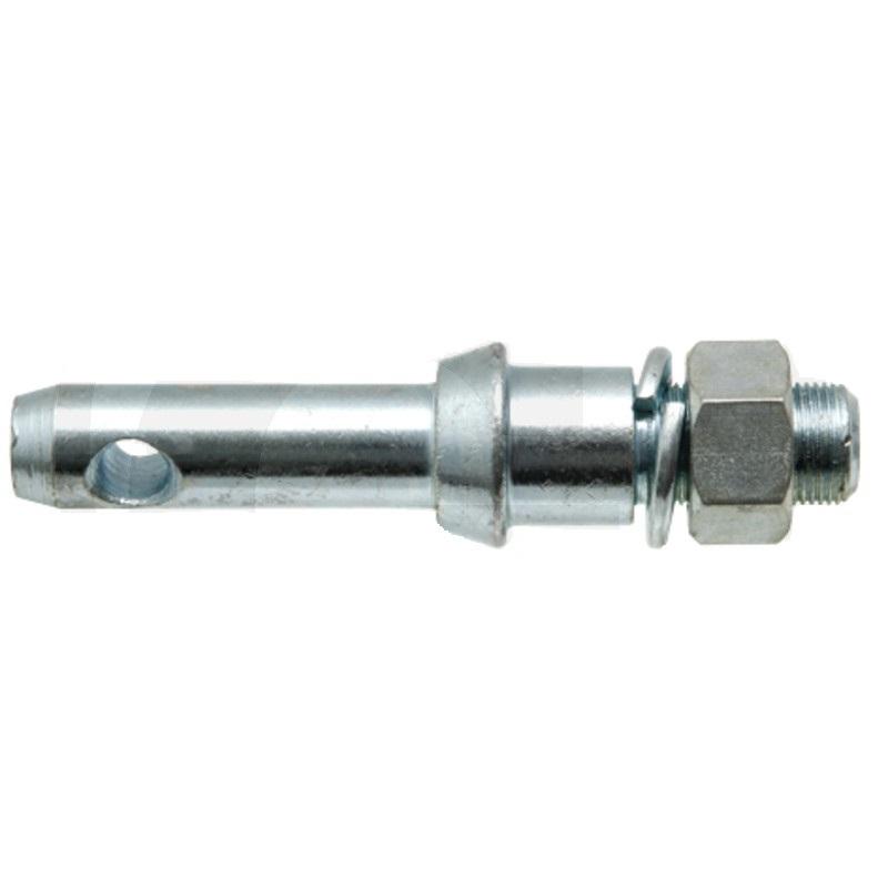 Kolík kat. 1 pro spodní závěs třetího bodu délka 146 mm závit M22 x 1,5