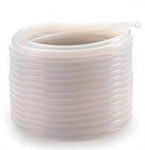 Hadice silikonová mléčná transparentní Spaggiari