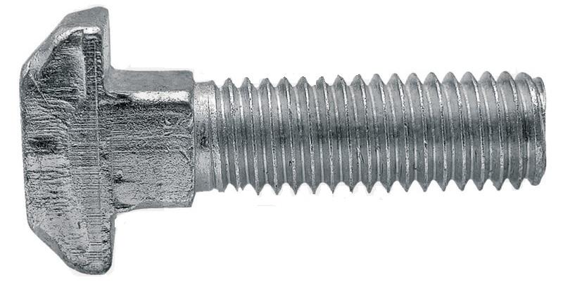 Řetězový šroub na rozmetadlo hnoje Mengele M10 délka 35 mm řetěz 8×31 mm
