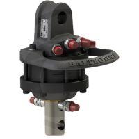 Hydraulický rotátor Baltrotors GR10 na drapák na dřevo pro vyvážečky, nakladače