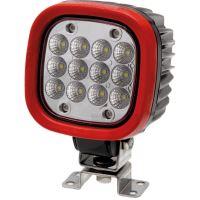 LED pracovní světlo 12 LED 12V a 24V pro osvětlení blízkého okolí 7000 Lumen