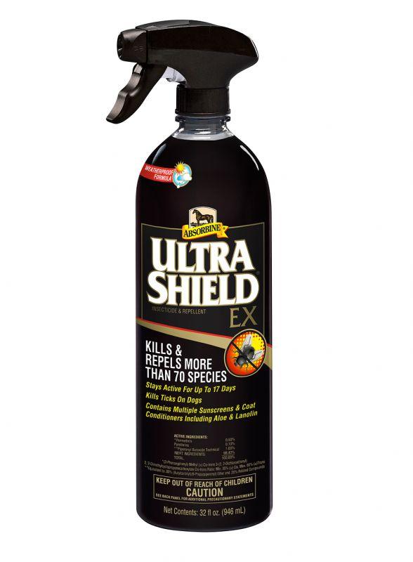 Americký Insecticid a repelent pro koně Absorbine UltraShield® EX