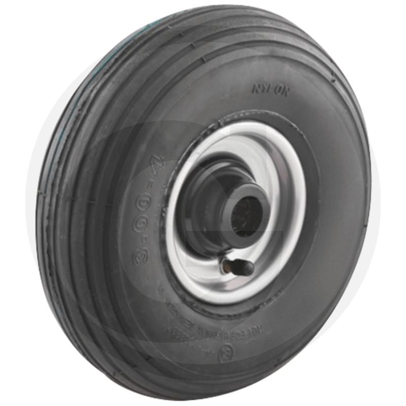 Náhradní vzduchem plněné kolo ke kolečku 260/4-R75 průměr 260 mm šířka 85 mm