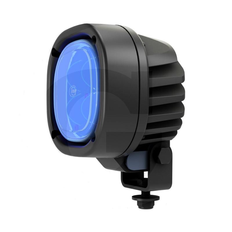 Modrá výstražná světla na vysokozdvižné vozíky VZV TYRI 1010 Bluepoint příkon 15 W