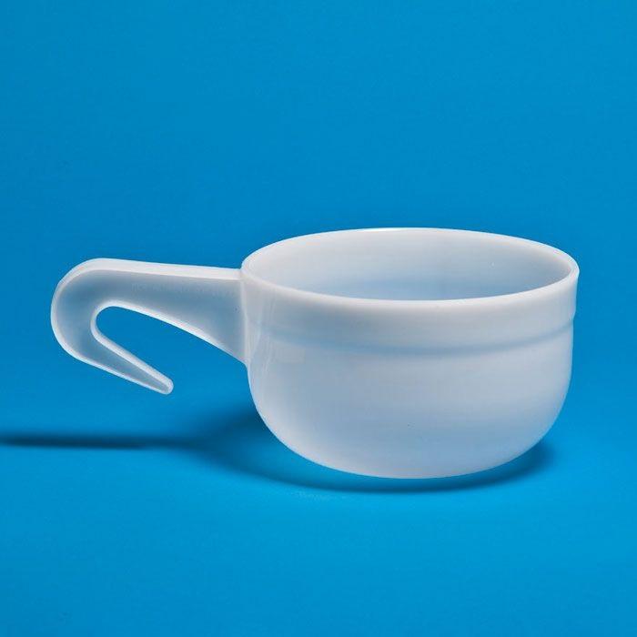 Naběračka na mléko a sýřeninu plastová 3 l