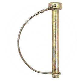 Kolíková závlačka pro třetí body průměr 12 mm délka 75 mm