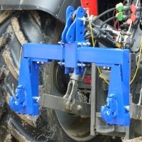 Tříbodová váha Agreto 6000 kg pro traktory, závěs s háky kat. 2 bez indikátoru