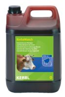 KerbaWasch mycí prostředek na vemena 5 l - skončená expirace