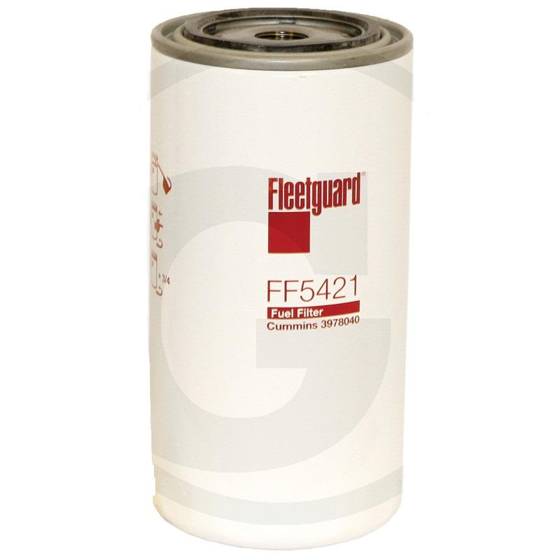 FLEETGUARD FF5421 palivový filtr vhodný pro Case IH, Landini, New Holland, Steyr