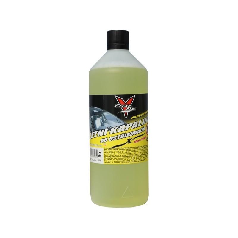 CleanFox letní kapalina do ostřikovačů
