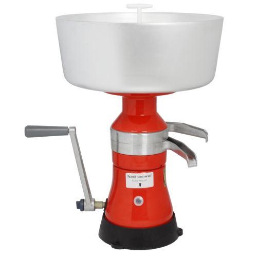 Ruční odstředivka na mléko MS-80-09 kapacita 80 l za hodinu