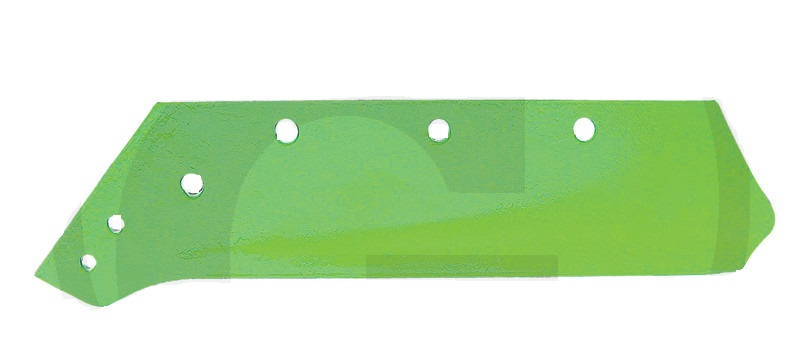 Výměnné ostří pluhu levé 18″ bez špice vhodné pro Kverneland plužní těleso