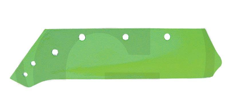Výměnné ostří pluhu pravé 18″ bez špice vhodné pro Kverneland plužní těleso