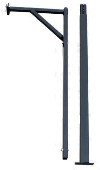 Stojan na závěsné stříhací strojky Longhorn 210 cm (7 stop)