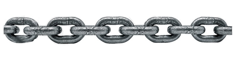 Řetěz na rozmetadlo hnoje 10×38 mm univerzální
