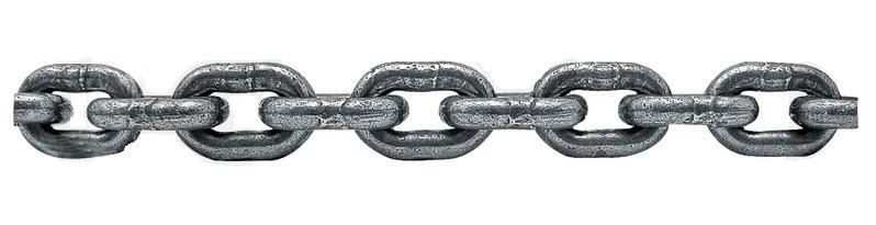 Řetěz na rozmetadlo hnoje 9,5×27 mm univerzální