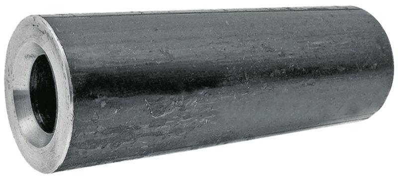 Přivařovací pouzdro na hroty 110 mm závit M24 vhodné pro Schäffer a Saphir