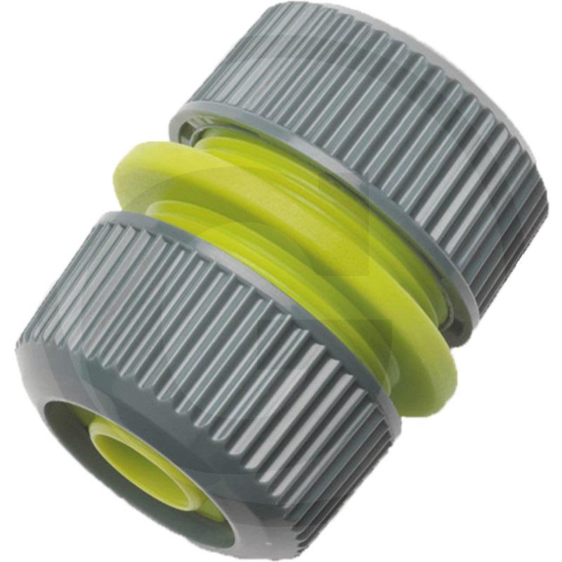 Plastová hadicová spojka 2-cestná vnější na zahradní hadice na vodu 13 mm 1/2″