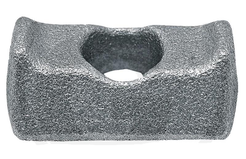 Svorka šroubu rozmetadla hnoje Fristein, Kemper průměr díry 9 mm řetěz 9 x 31 mm