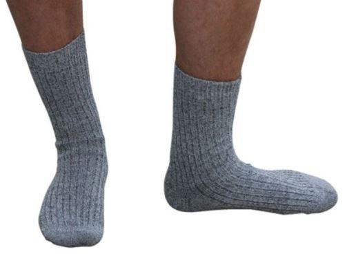 Pracovní ponožky velikost 47-50