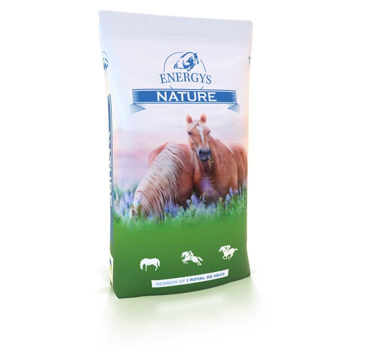 ENERGYS® Cornflakes kukuřice vločky pro koně 15 kg