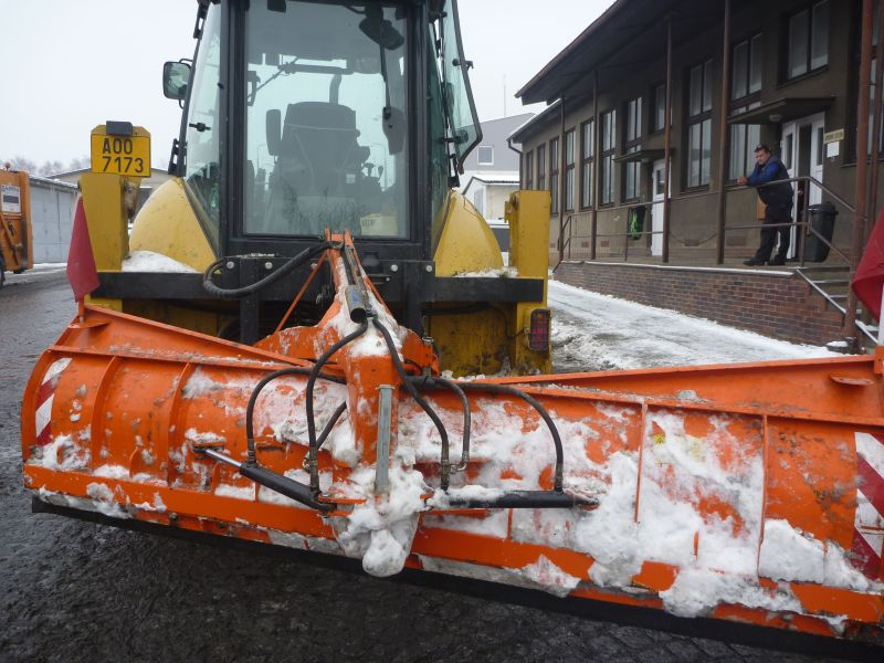 Radlice na sníh za traktor Agrometall ZRH-T 2400