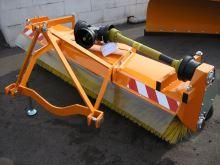 Zametač traktorový na traktor i malotraktor Agrometall KM-P 2300 UH pohon hydromotorem
