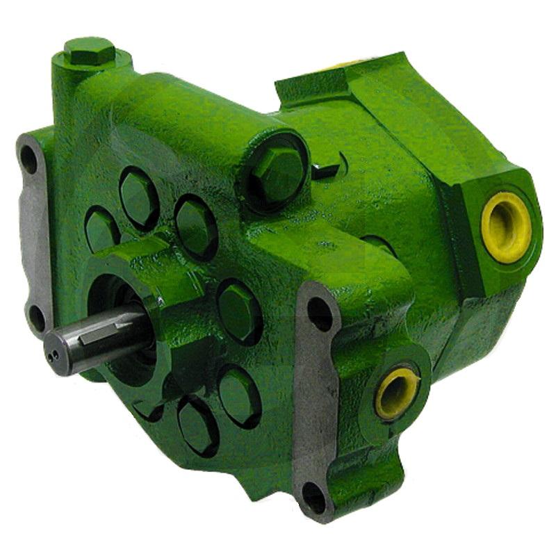Pístové hydraulické čerpadlo vhodné pro traktory John Deere s hydraulickým řízením
