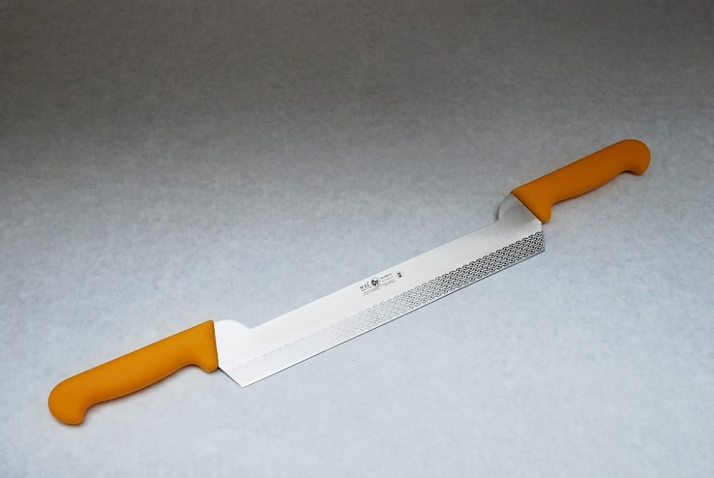 Nůž na sýr dvouruční ICEL 300/580 mm