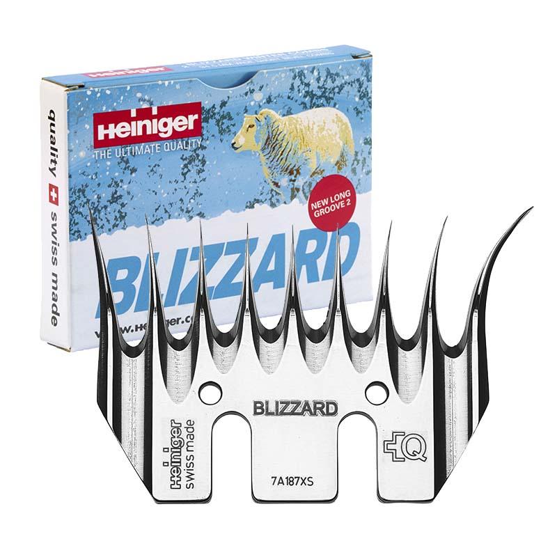 Heiniger BLIZZARD 35/945 LG2 spodní nůž na stříhání ovcí na zimní stříž