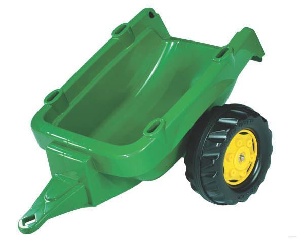 Rolly Toys – zelený přívěs RollyKid