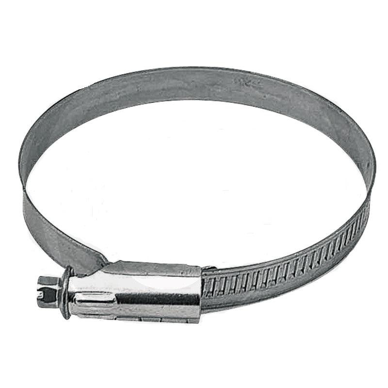 Stahovací hadicová spona šířka 9 mm ušlechtilá ocel W4 V2A na hadice chladiče, zahradní
