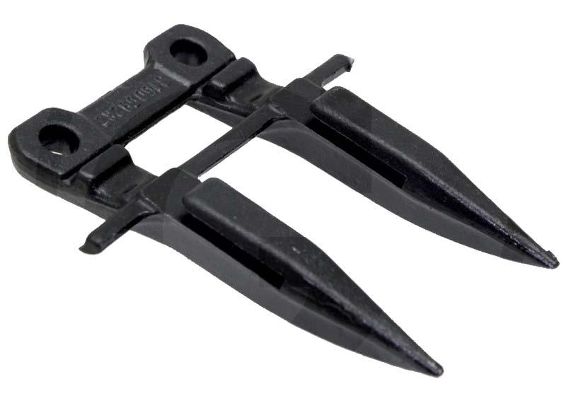 Dvojité prsty pro kombajny Case IH žací lišta série 800