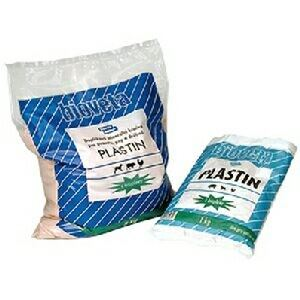 Plastin 1 kg doplňkové minerální krmivo pro drůbež, prasata, psy