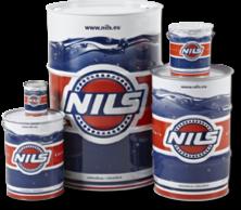 Převodový olej NILS ALGOL EP 80W90 5,5 l vhodný do lisů na seno, ozubených převodů