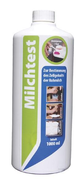 Milchzell Test - NK test na somatické buňky v mléce 1000 ml
