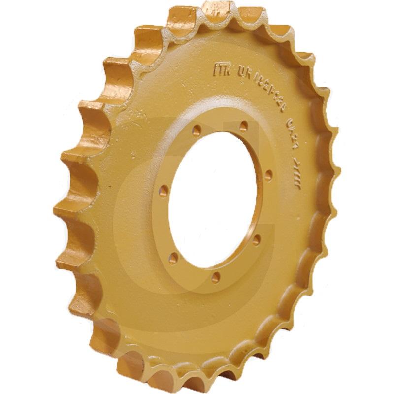 Turasové kolo pásu 21 zubů pro minibagry Caterpillar 302,2, 302.5C
