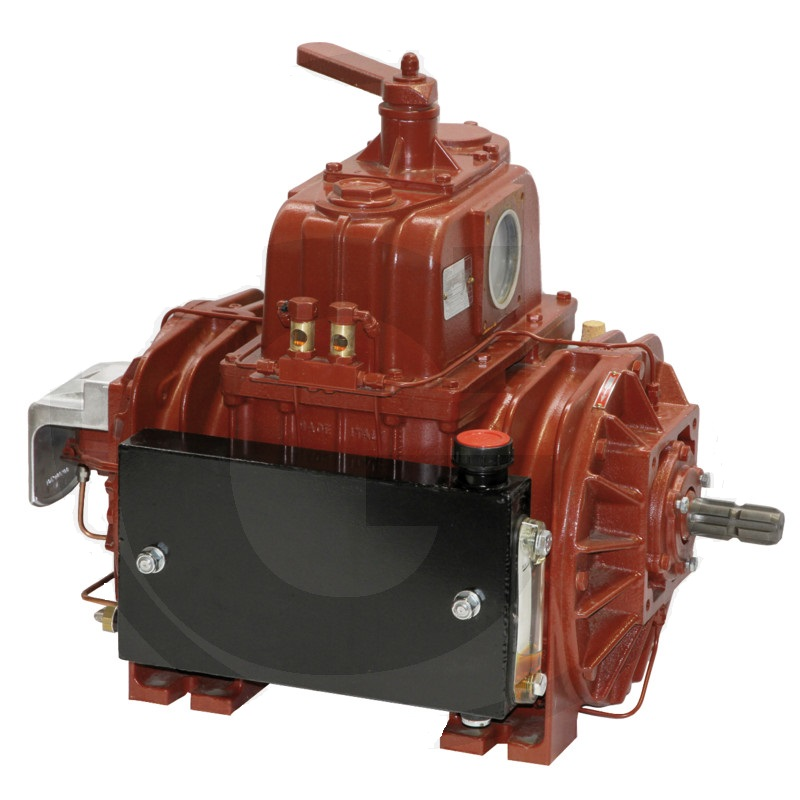 Vývěva na fekál JUROP PNR 15.500 D, vakuové čerpadlo, kompresor 1.000 ot/min
