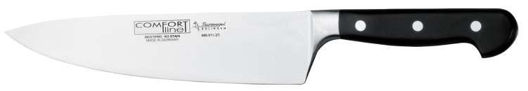 Profi kuchařský nůž dranžírovací 20 cm Burgvogel Solingen 6860.911.20.0 CL