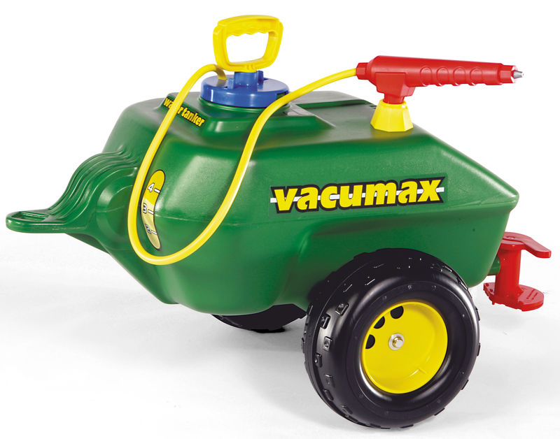 Rolly Toys – cisterna Vacumax s pumpou a stříkačkou