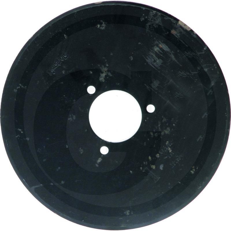 Řezný kotouč vhodný pro kejdovače Slootsmid průměr 250/57 mm tloušťka 3 mm