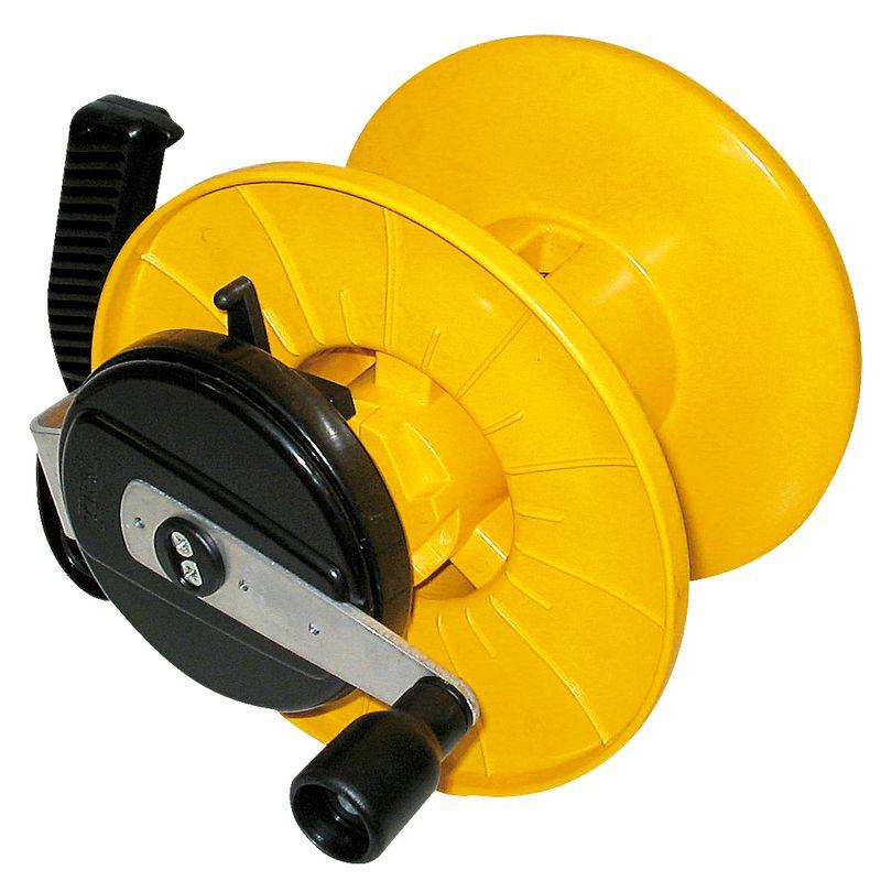 Naviják Turbo Roller s převodem 3:1 na ohradníková lanka a pásky