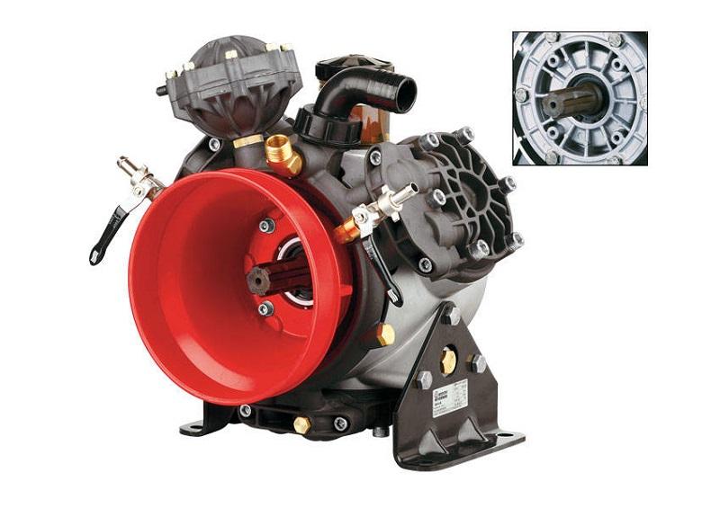 Pístomembránové čerpadlo pro postřikovače Annovi Reverberi AR BHA 130 AP C/C SGC BlueFlex