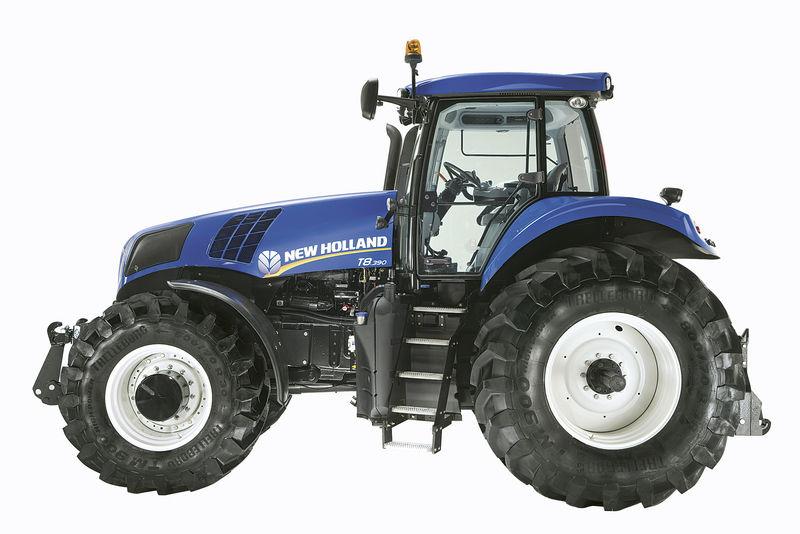 Siku – traktor New Holland T8.390 1:32