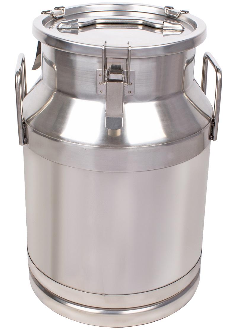 Nerezová konev na mléko BEEKETAL BMK 30 l včetně víka
