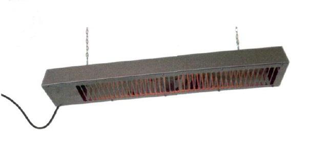 Infrazářič závěsný SYNER LCA 750 W nerez pro 500 kuřat, selata, hříbata, telata