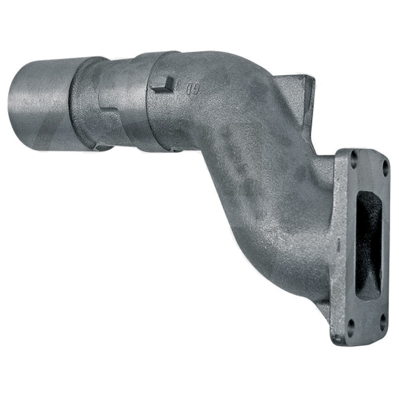Výfukové potrubí vhodné pro Case IH 955, 956, 1055, 1056