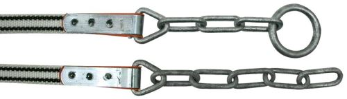 Vazák na dobytek nylonový dvouvrstvý typ W délka 1750 mm (1)