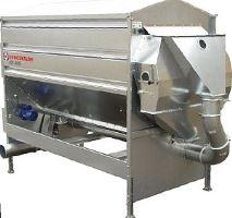 Kombinovaná čistička obilí KDC 4000 Kongskilde