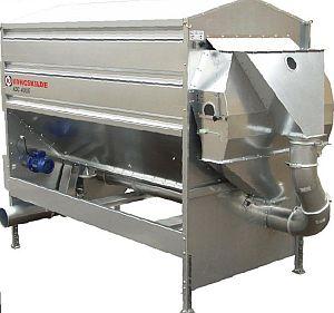 Kombinovaná čistička obilí KDC 4000 PLUS Kongskilde